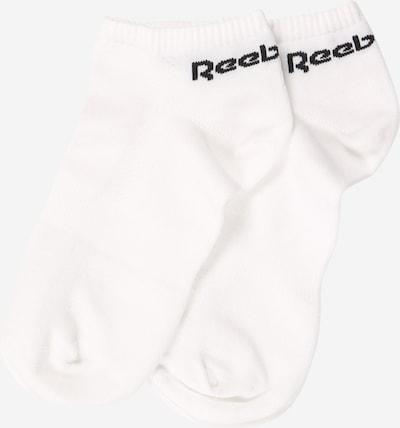 REEBOK Skarpety sportowe w kolorze czarny / białym, Podgląd produktu