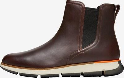 Cole Haan Chelsea Boots '4.ZERØGRAND' in kastanienbraun / orange, Produktansicht