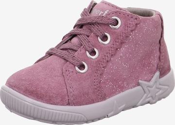 Scarpa bassa 'STARLIGHT' di SUPERFIT in rosa