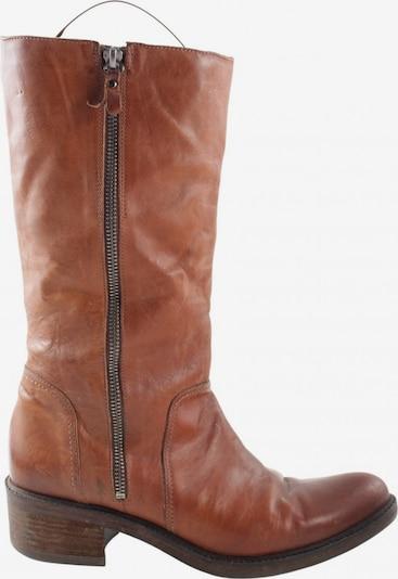 Vic Absatz Stiefel in 39 in braun, Produktansicht