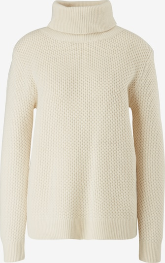 s.Oliver Sweater in Cream, Item view