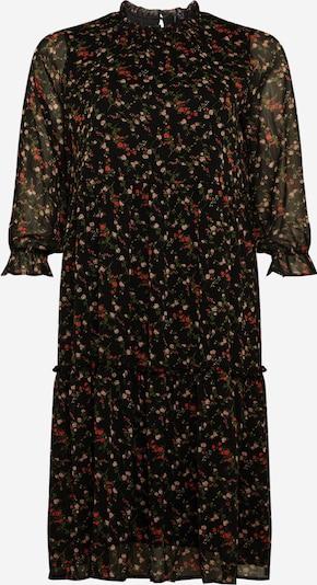 Vero Moda Curve Kleid 'Sylvia' in rot / schwarz / weiß, Produktansicht