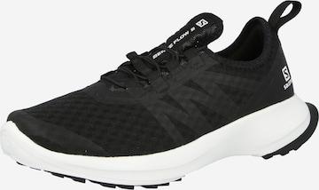Chaussure de course 'SENSE FLOW 2' SALOMON en noir