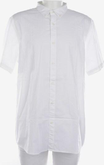 Michael Kors Freizeithemd / Shirt / Polohemd langarm in XXL in weiß, Produktansicht