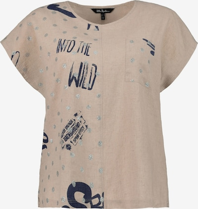 Ulla Popken Shirt in nude: Frontalansicht