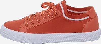 Westland Sneaker 'Swan' in rot, Produktansicht