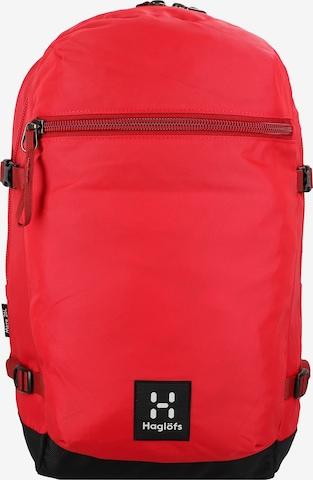 Haglöfs Backpack 'Mirre' in Red