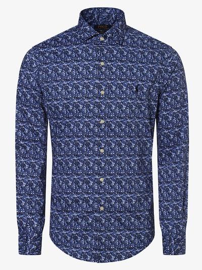 Camicia POLO RALPH LAUREN di colore blu fumo / blu notte / bianco, Visualizzazione prodotti