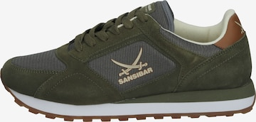 SANSIBAR Sneaker in Grün