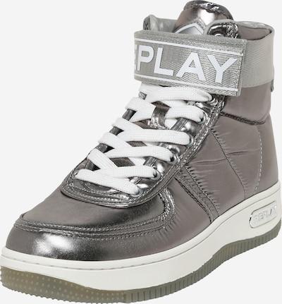 REPLAY Sneaker 'Endurance' in silber / weiß, Produktansicht
