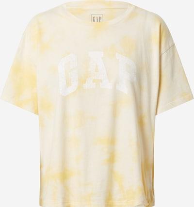 GAP Majica u žuta / pastelno žuta / bijela, Pregled proizvoda