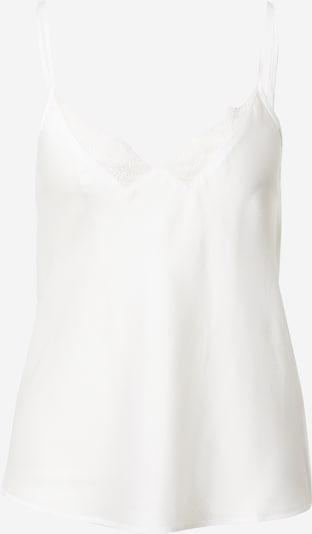 Bluză de noapte 'SINERGIE' ETAM pe alb natural, Vizualizare produs