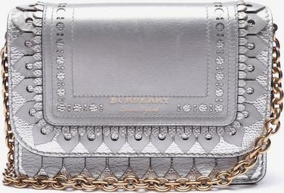 BURBERRY Abendtasche in S in silber, Produktansicht