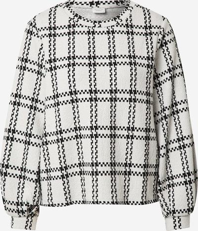 Maglietta 'DOVER' JACQUELINE de YONG di colore nero / bianco, Visualizzazione prodotti