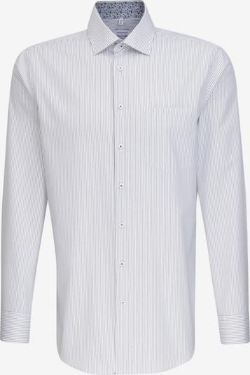 SEIDENSTICKER Business Hemd ' Regular ' in blau / weiß, Produktansicht