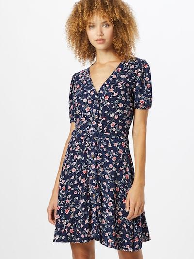 In The Style Kleid 'JAC JOSSA' in navy / rot / weiß, Modelansicht