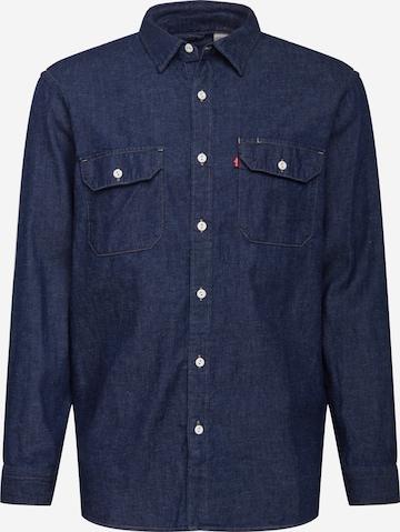 LEVI'S Hemd 'JACKSONWORKER' in Blau