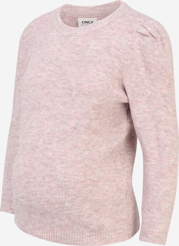 Pullover 'ANGALA' di Only Maternity in lilla