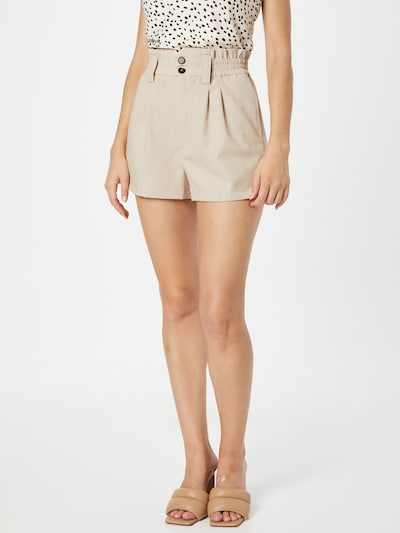 Tally Weijl Shorts in creme, Modelansicht