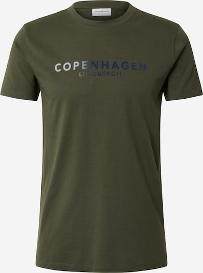Lindbergh Shirt in navy / khaki, Produktansicht