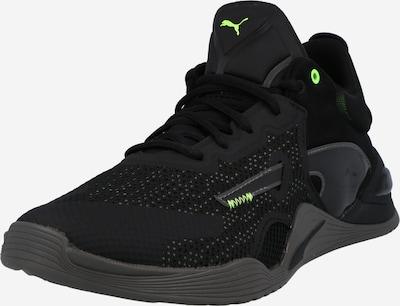 Pantofi sport 'Fuse' PUMA pe verde neon / negru, Vizualizare produs