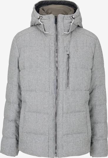 STRELLSON Winterjas ' Dego Woll ' in de kleur Grijs, Productweergave