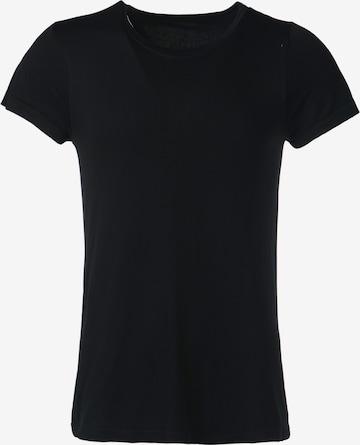 Athlecia Funktionsshirt in Schwarz