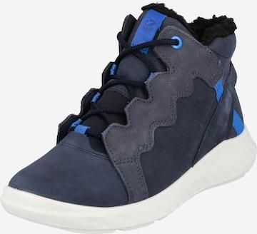 ECCO Boots 'SP.1 LITE K' in Blau