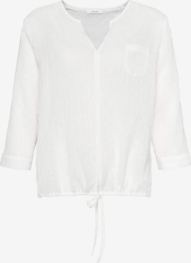 OPUS Bluse in weiß, Produktansicht
