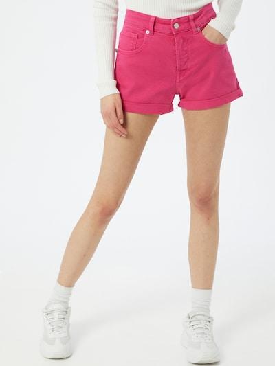 Džinsai 'ANYTA' iš REPLAY , spalva - rožinė, Modelio vaizdas