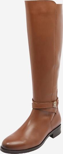 TOMMY HILFIGER Bottes en cognac, Vue avec produit