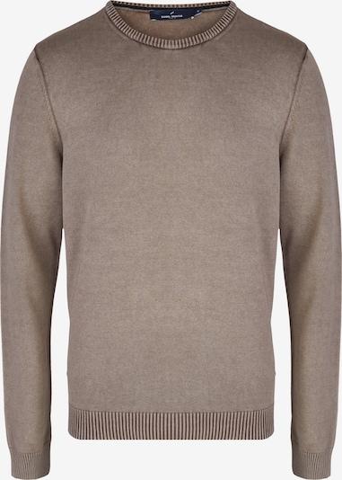 DANIEL HECHTER Pullover in hellbraun, Produktansicht