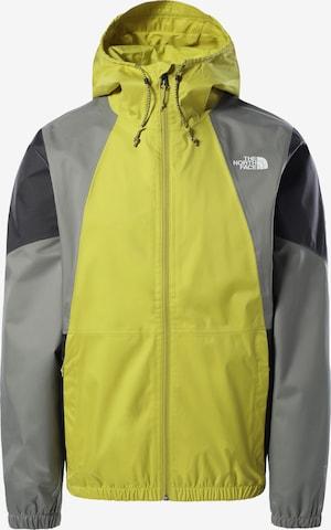 Veste outdoor 'M FARSIDE JACKET - EU' THE NORTH FACE en jaune