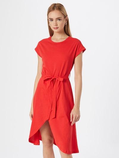 DeFacto Kleid in hellrot, Modelansicht