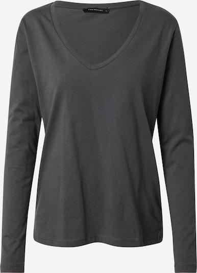 Trendyol Shirt in de kleur Donkergrijs, Productweergave