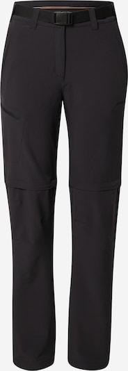 ICEPEAK Pantalon outdoor 'BLOCTON' en anthracite, Vue avec produit