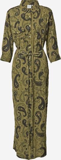 Goosecraft Košulja haljina 'Harlow' u maslinasta / tamno zelena, Pregled proizvoda