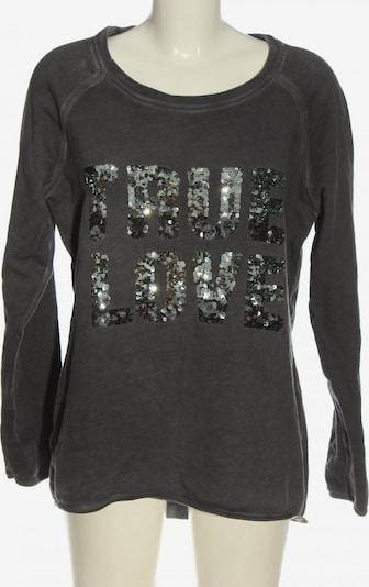 COMMA Sweatshirt in L in hellgrau, Produktansicht