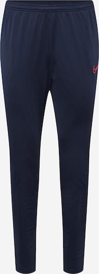 NIKE Pantalón deportivo 'Academy' en azul claro / azul oscuro / melón, Vista del producto