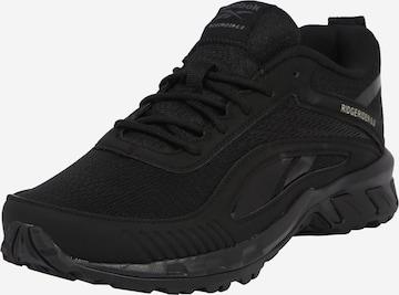 Reebok Sport Αθλητικό παπούτσι 'Ridgerider' σε μαύρο