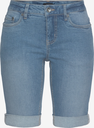 HIS JEANS Jeans in blue denim, Produktansicht