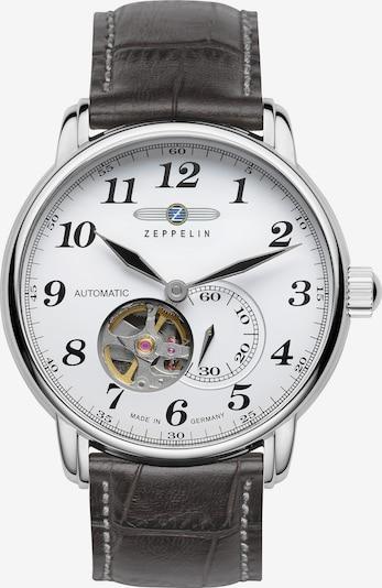 Zeppelin Uhr 'Hindenburg' in schlammfarben, Produktansicht