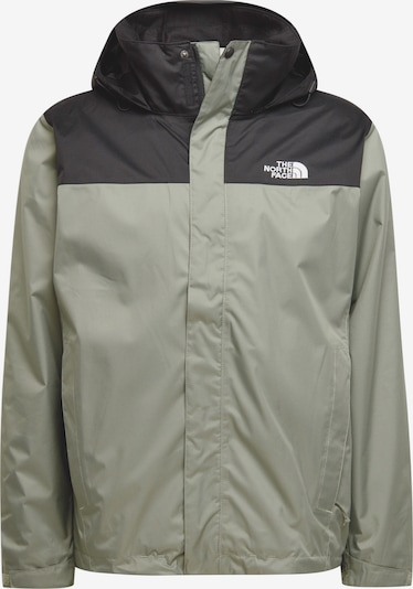 THE NORTH FACE Jacke 'Evolve II' in pastellgrün / schwarz, Produktansicht