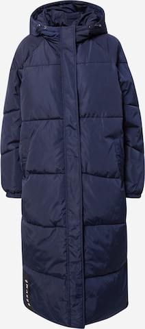 Résumé - Abrigo de invierno 'Alexa' en azul