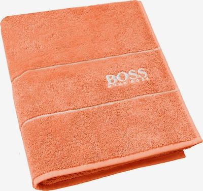 BOSS Home Duschtuch 'PLAIN' in orange, Produktansicht