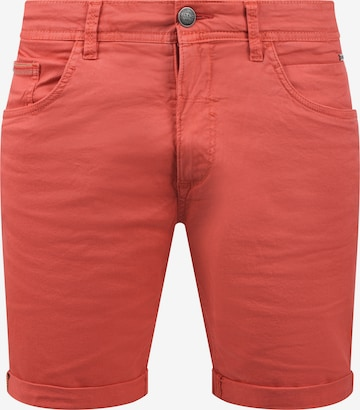 BLEND Jeansshorts in Rot