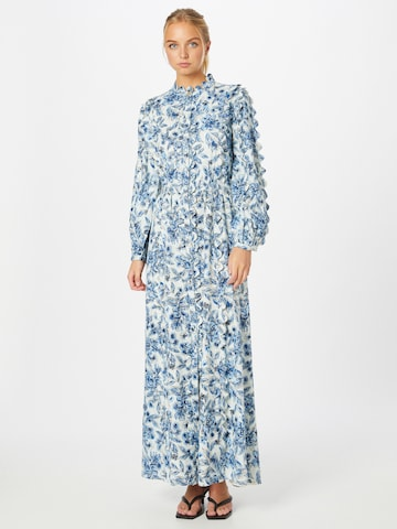 Fabienne Chapot Sukienka koszulowa 'Scallop' w kolorze biały