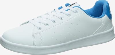 Hummel Chaussure de sport 'Busan' en bleu / blanc, Vue avec produit