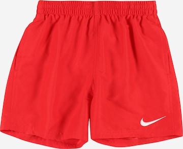 Nike Swim Sports swimwear in Red