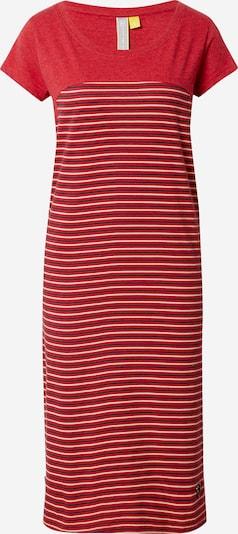Alife and Kickin Kleid 'Clarice' in navy / rotmeliert / weiß, Produktansicht